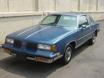 1987 Oldsmobile Cutlass Sierra sale