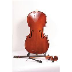 broken cello sale