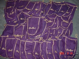 crown royal whiskey bag for sale