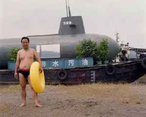 chinese nuclear submarine for rent