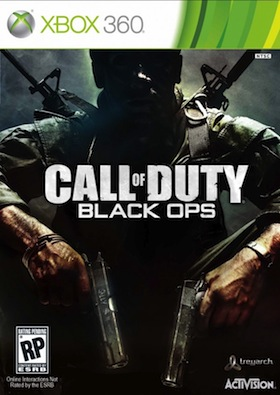 Call of Duty Black Ops for Xbox 360 craigslist