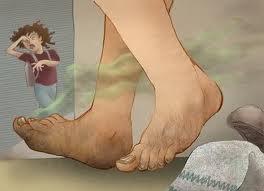 stinky feet master