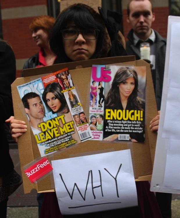 kim kris marriage vigil