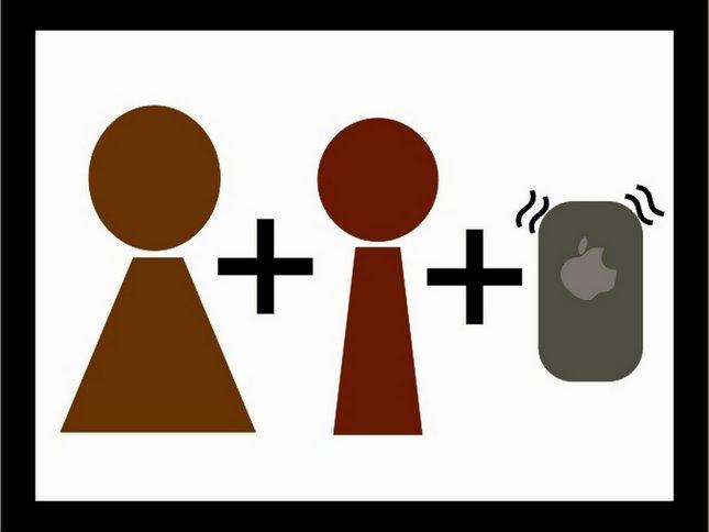 iphone gilfriend boyfriend
